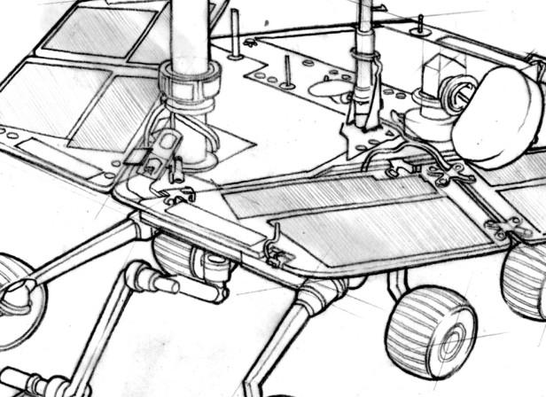 Moon Rover / Dorling Kindersley
