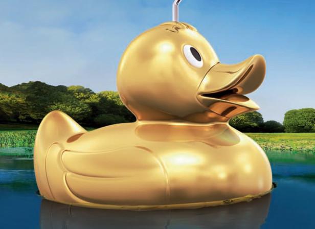 O2 / Golden Duck