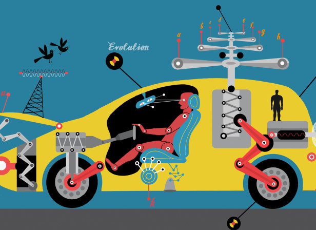 Cobb Car Evolution Invention 1