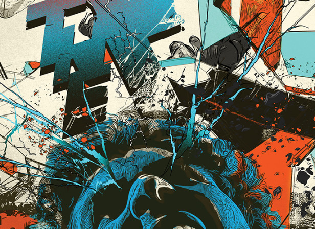 The Fury / Rick Baker Show