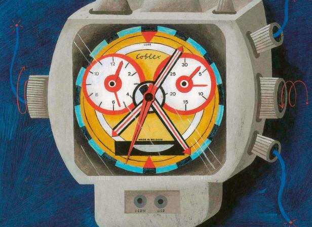 The Coblex Watch
