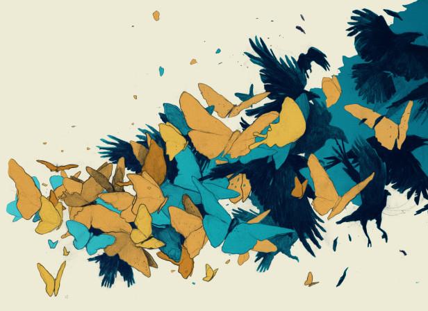 Butterflies / Pacific Standard