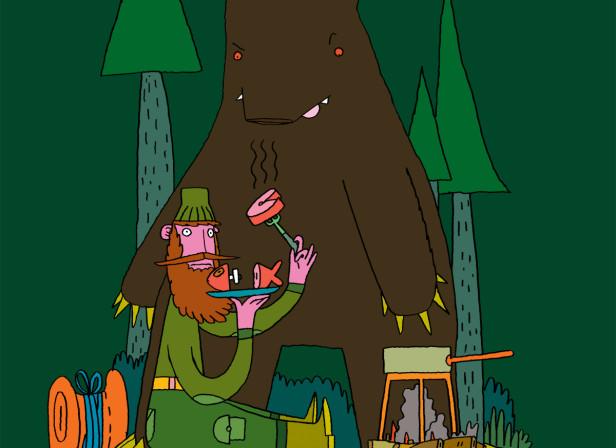 Waitrose Editorial Bear