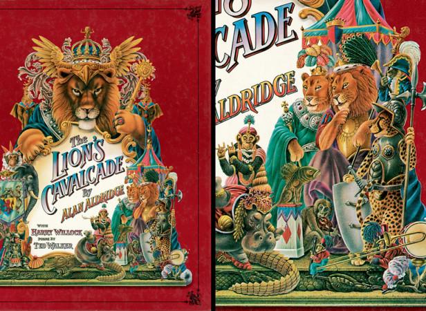 The Lions Cavalcade