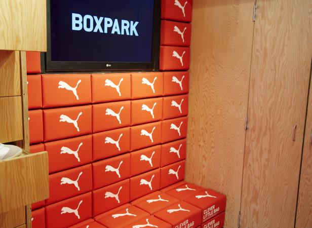 Puma Twentyone At Boxpark