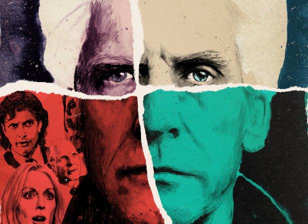 David Cronenberg / Esquire UK