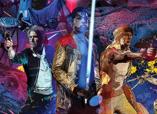 Star Wars / Las Vegas Weekly
