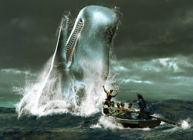 Moby Dick Exclusive Books / Ogilvy